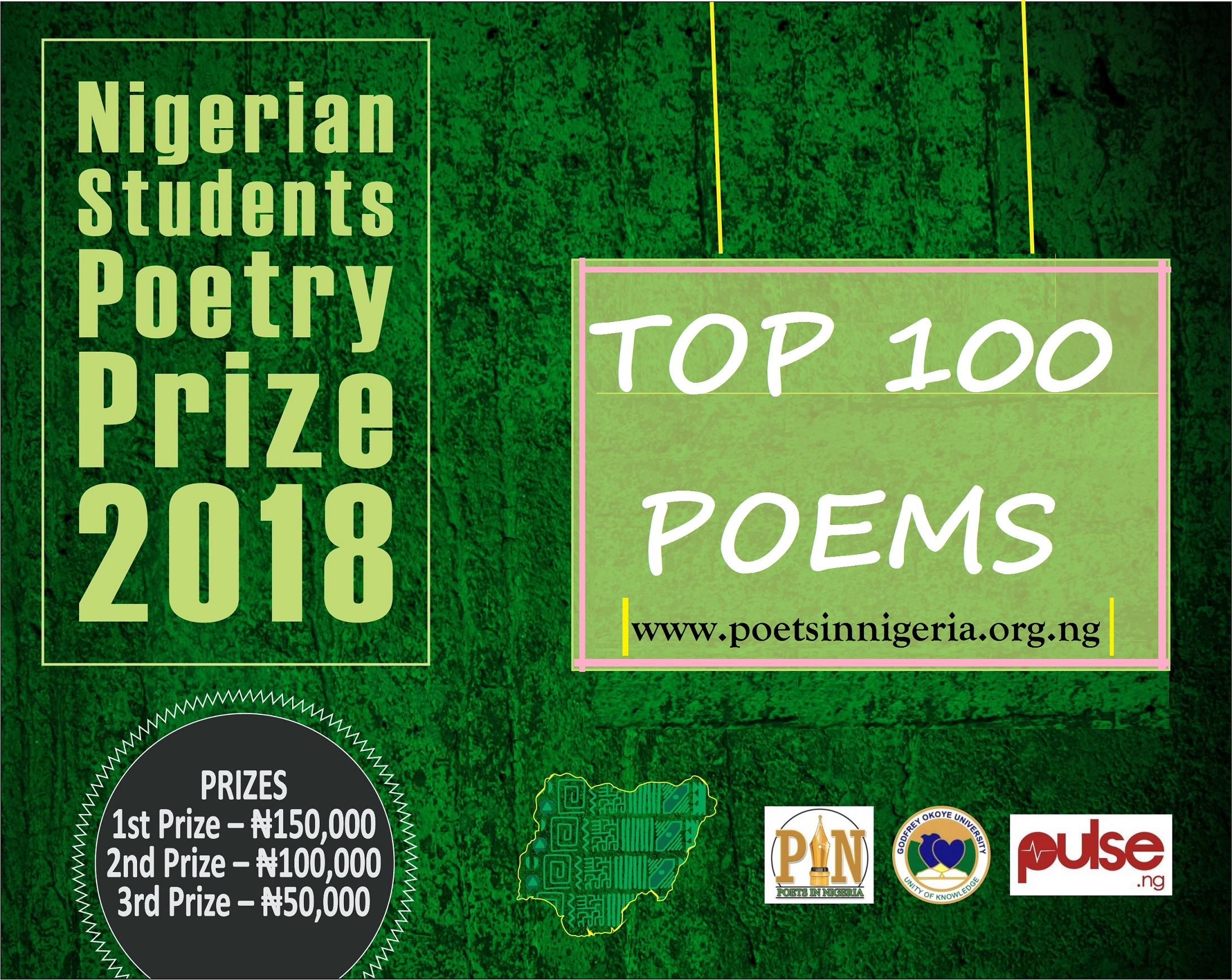 NIGERIAN STUDENTS POETRY PRIZE (NSPP) 2018: TOP 100 POEMS – Poets in